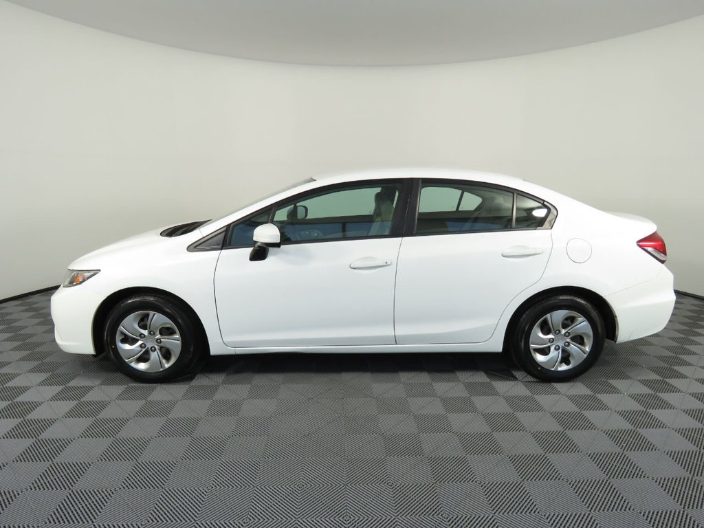 Pre-Owned 2014 Honda Civic Sedan 4dr CVT LX