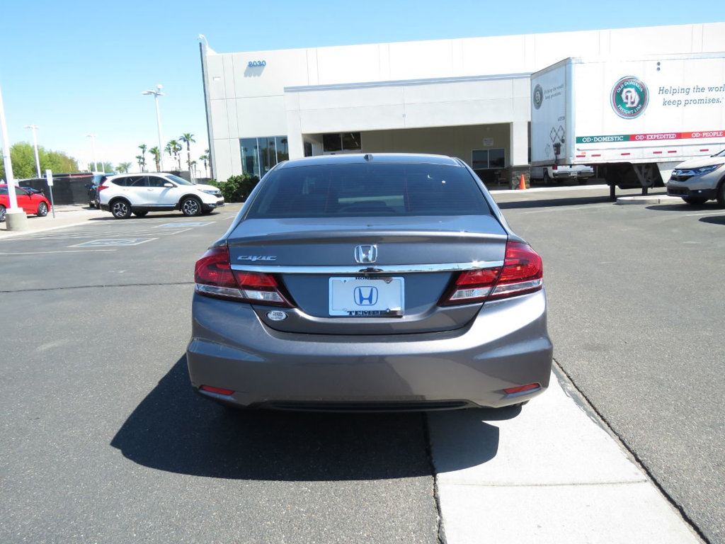 Pre-Owned 2014 Honda Civic Sedan 4dr CVT EX-L