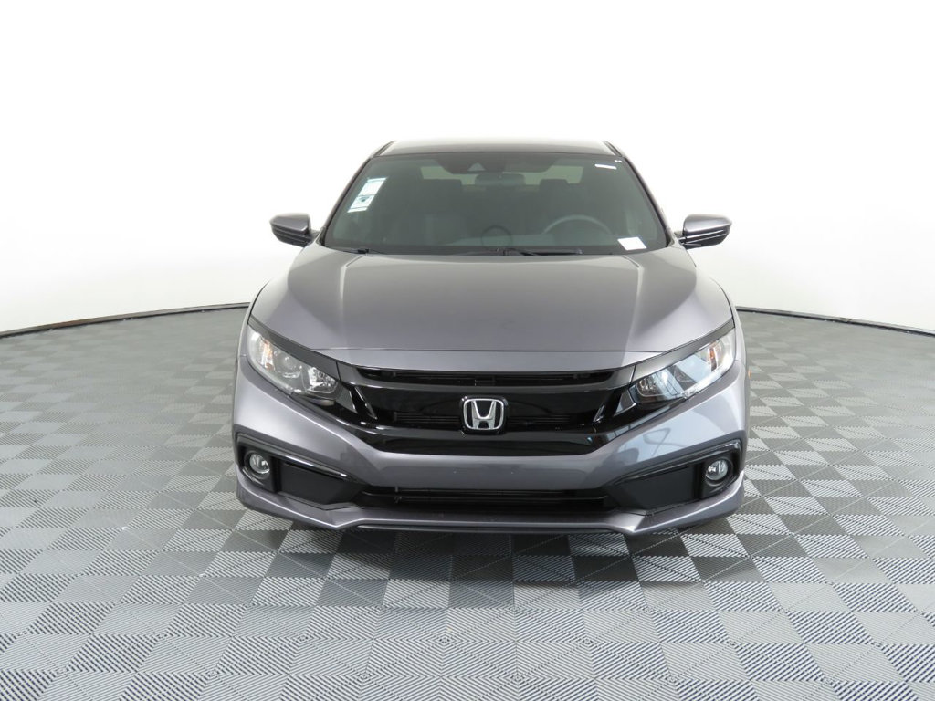 New 2020 Honda Civic Sedan Sport CVT
