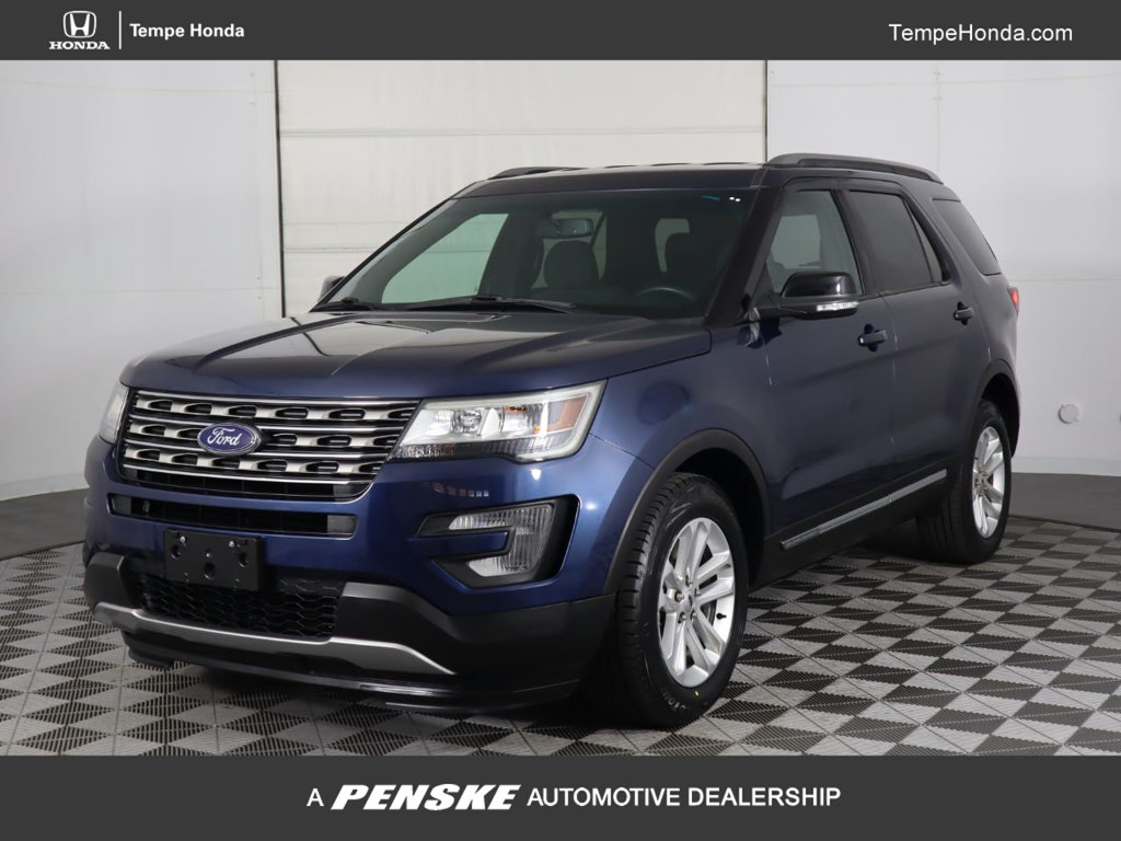 Pre-Owned 2017 Ford Explorer XLT FWD
