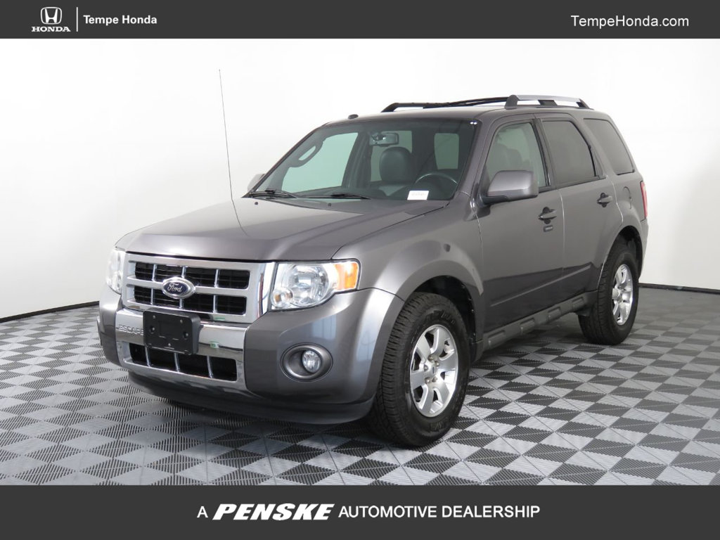 Pre-Owned 2010 Ford Escape FWD 4dr Limited