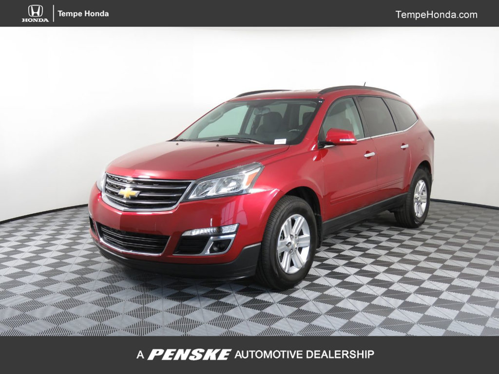 Pre-Owned 2014 Chevrolet Traverse FWD 4dr LT w/1LT