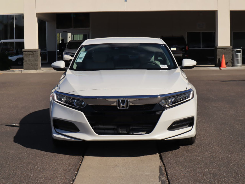 New 2020 Honda Accord Sedan LX 1.5T CVT