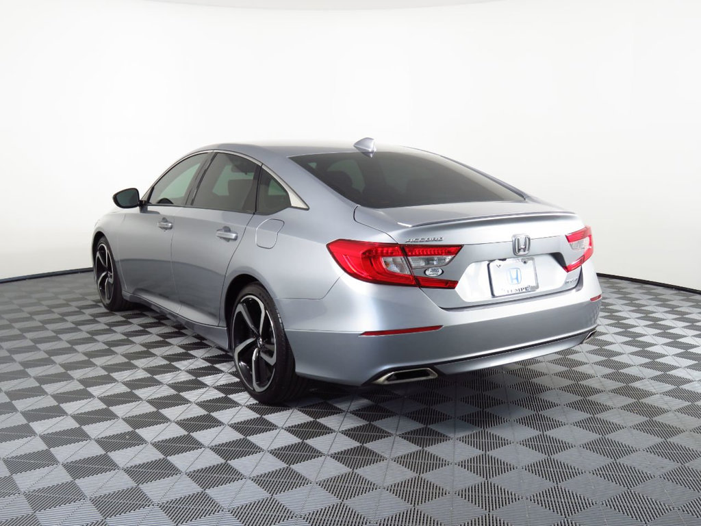 Certified Pre-Owned 2018 Honda Accord Sedan Sport 1.5T CVT