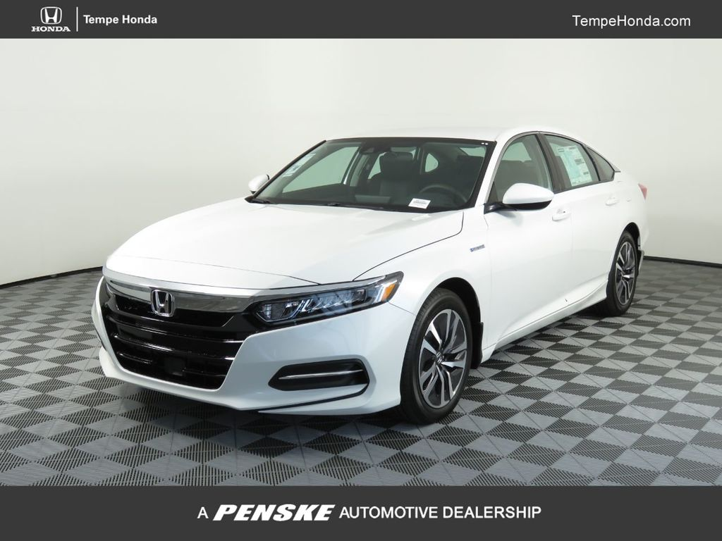 New 2020 Honda Accord Hybrid Sedan
