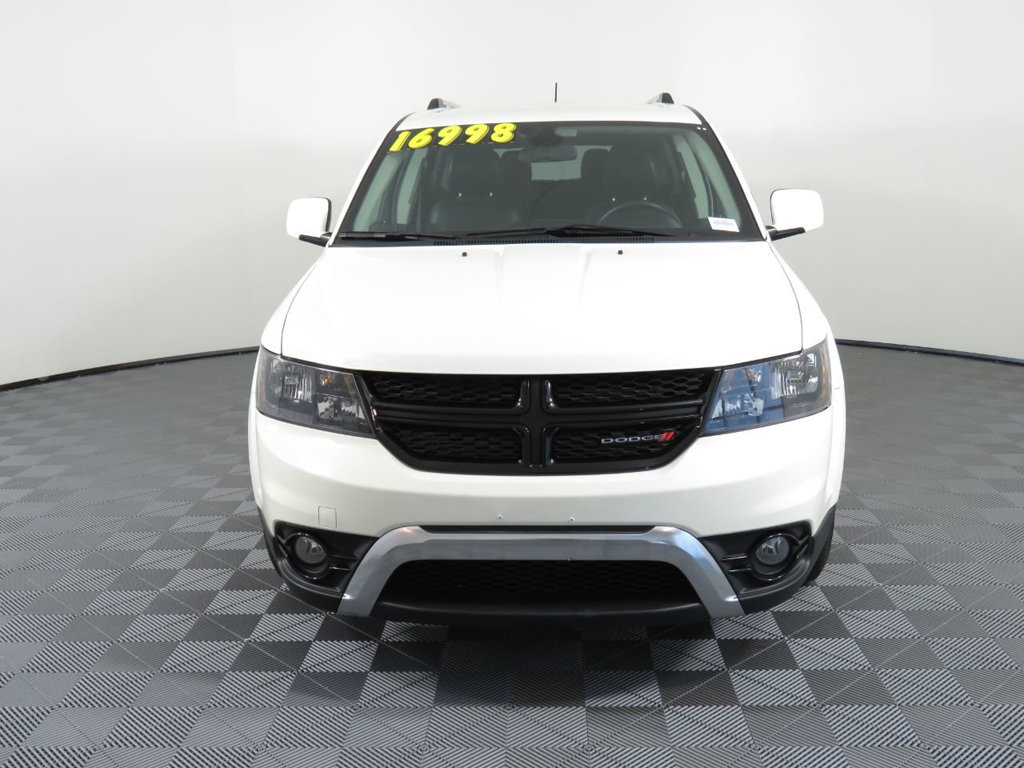 Pre-Owned 2018 Dodge Journey Crossroad FWD