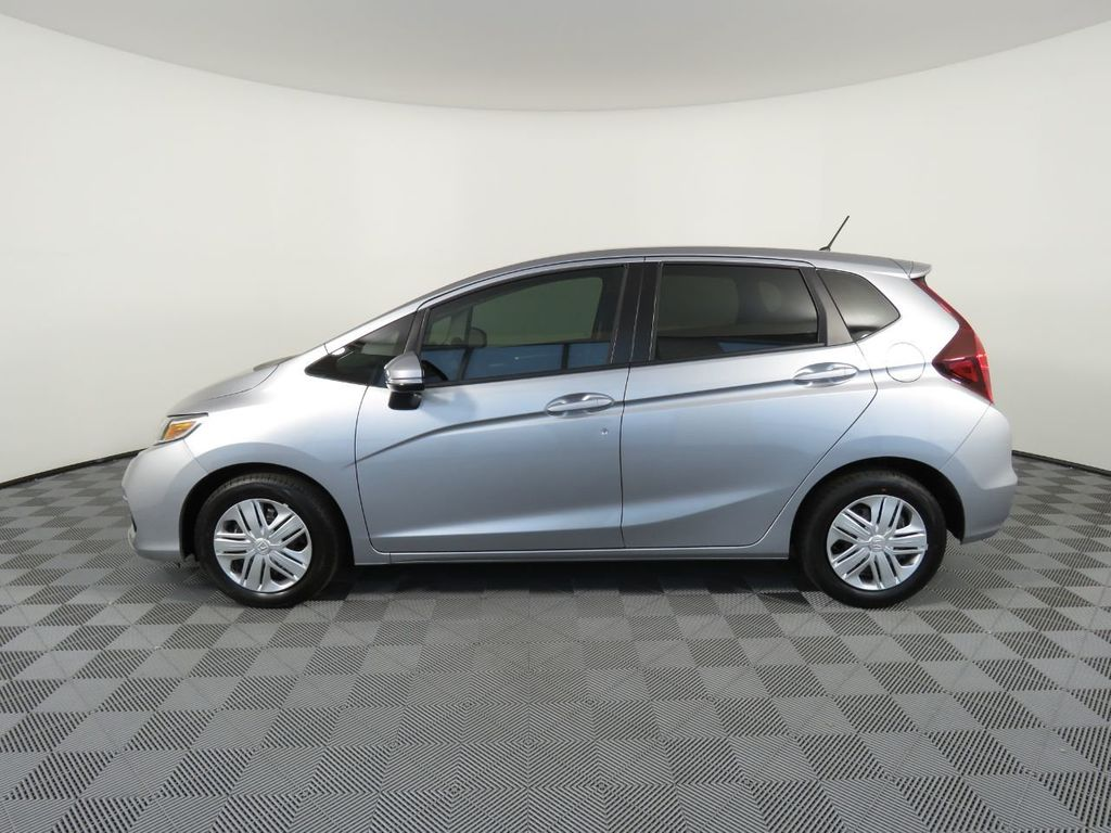 New 2020 Honda Fit LX CVT