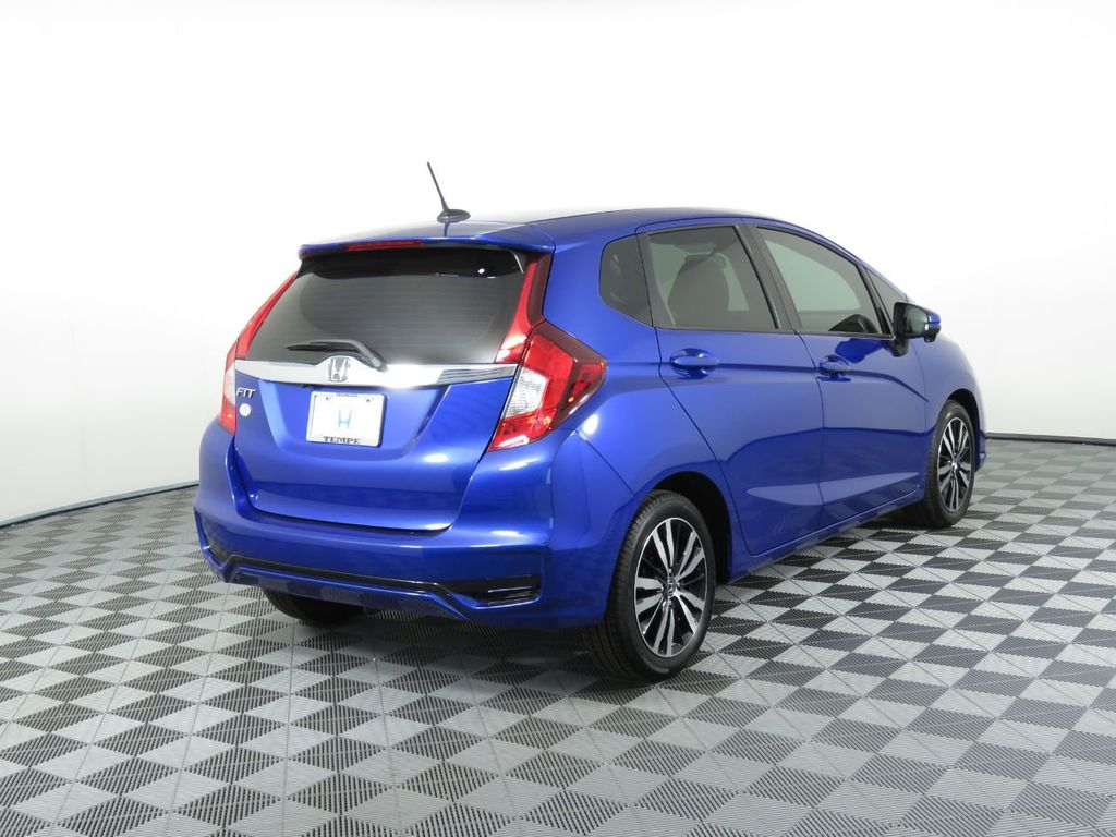 Certified Pre-Owned 2019 Honda Fit EX CVT
