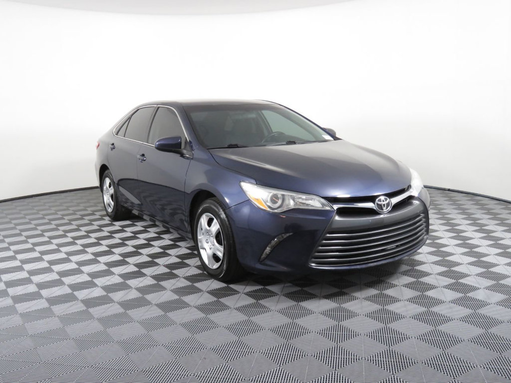 Pre-Owned 2015 Toyota Camry 4dr Sedan I4 Automatic LE
