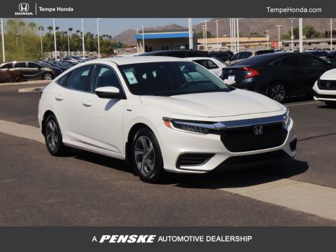 New 2020 Honda Insight LX CVT