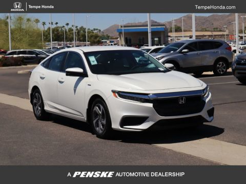 New 2020 Honda Insight EX CVT