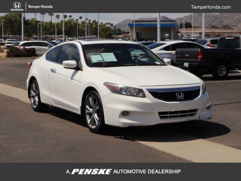 Pre-Owned 2011 Honda Accord Coupe 2dr V6 Automatic EX-L