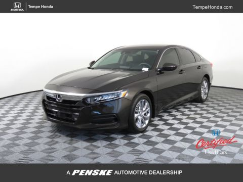 Certified Pre-Owned 2018 Honda Accord Sedan LX