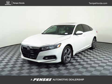 New 2020 Honda Accord Sedan EX 1.5T CVT