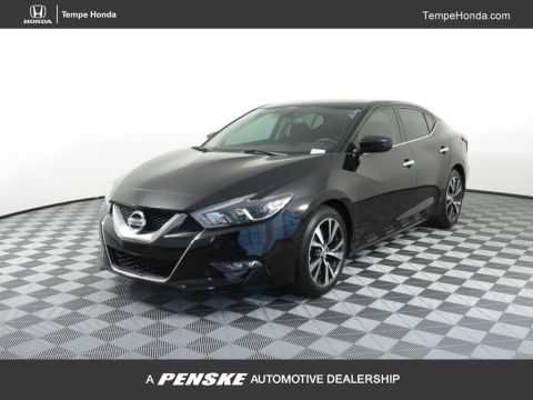 Pre-Owned 2016 Nissan Maxima 4dr Sedan 3.5 S