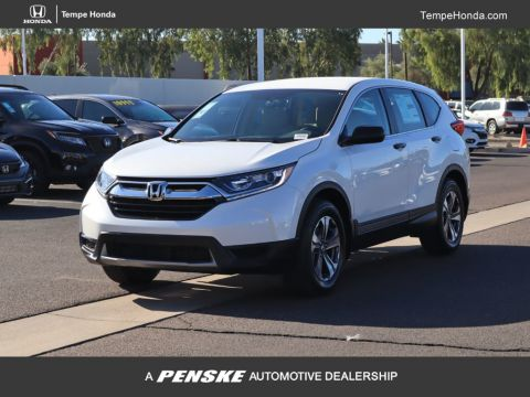 New 2019 Honda CR-V LX 2WD