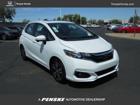 New 2019 Honda Fit EX-L CVT w/Navi