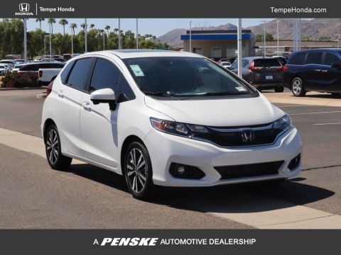 New 2019 Honda Fit EX CVT
