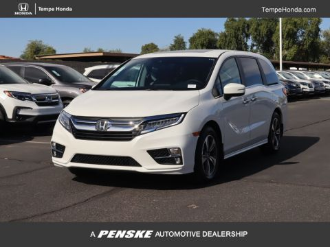 New 2020 Honda Odyssey Touring Automatic