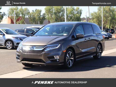 New 2020 Honda Odyssey Elite Automatic