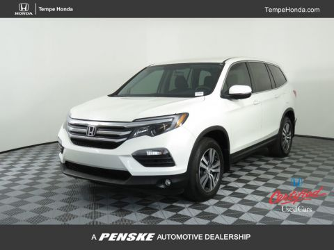 Certified Pre-Owned 2017 Honda Pilot EX 2WD